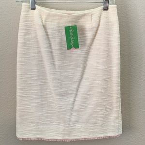 Lilly Pulitzer Fenmore Skirt size 0